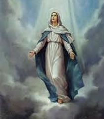 assumption mary